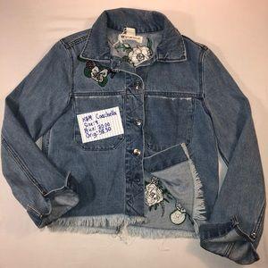 Coachella original piece jacket